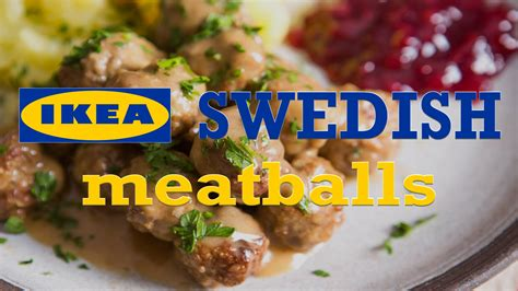 Ikea Meatballs swedish meatballs ikea