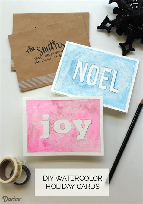 tutorial watercolor christmas cards 17 best images about holidays stuff to make on pinterest