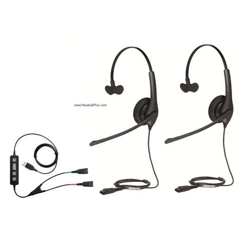 Jabra Link 265 Usb To 2x Qd Cables plantronics archives headsetplus plantronics jabra headset