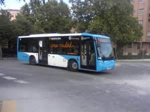 imágenes autobuses urbanos sin noticias del pliego del transporte urbano radio