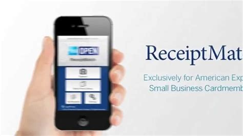 american express mobile american express receipt match mobile app animation
