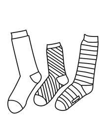 sox coloring pages pair of socks coloring page coloring pages