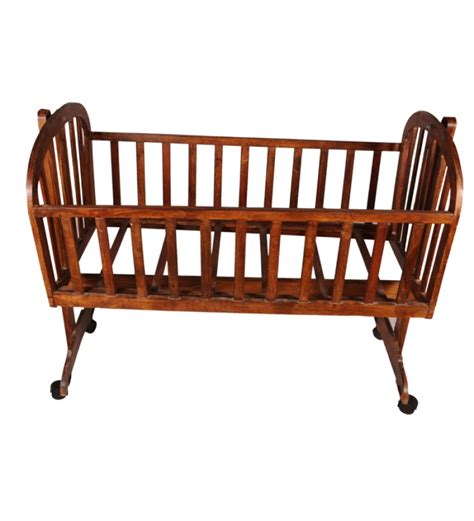 Baby Cradle Wooden Mobile Baby Cradle By Mudramark Beds
