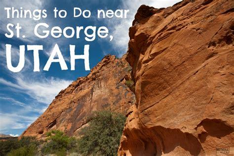 things to do near st george utah