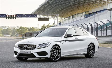 c class amg mercedes amg styling accessories announced for mercedes c