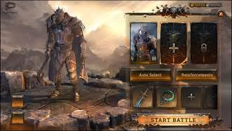 concept ui  art  rpg game  mobile  behance