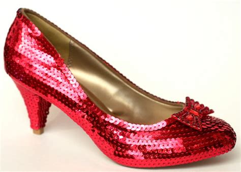 how to make ruby slippers ruby slippers luc s imagination