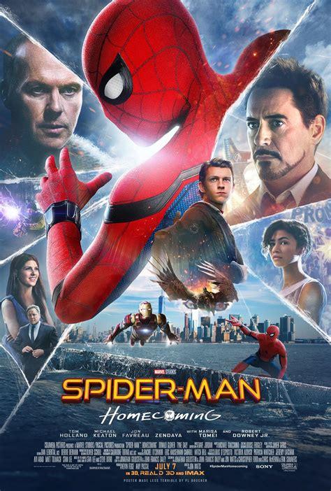 film disney motarjam fan made spider man homecoming poster marvelstudios
