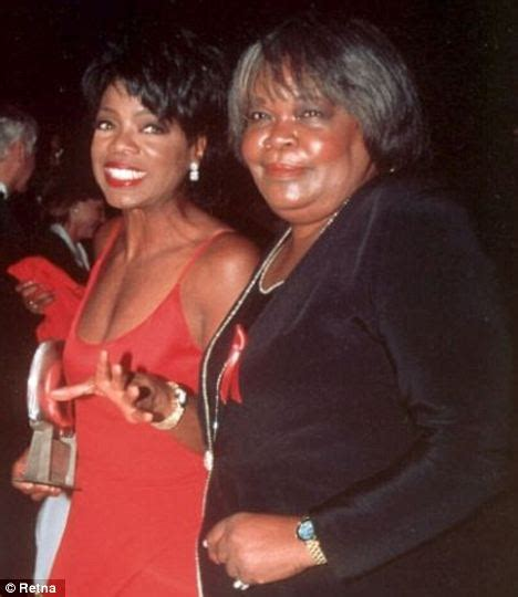 biography of mother and father kitty kelley discovers identity of oprah winfrey s real