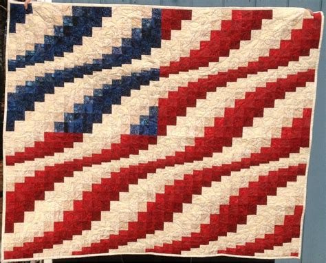 Flag Quilt Pattern by Flag Quilt Bargello Pattern S Stash