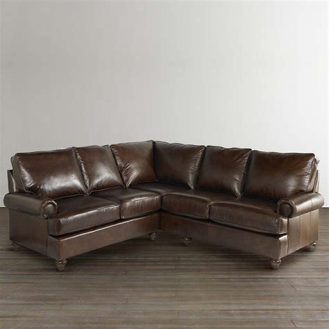 Small Leather Sectional Sofas Small Sectional Sofa Leather Innovative Leather Sofa Sectional With Collection In Small Thesofa
