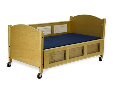 safe bed classic sleep safe low bed