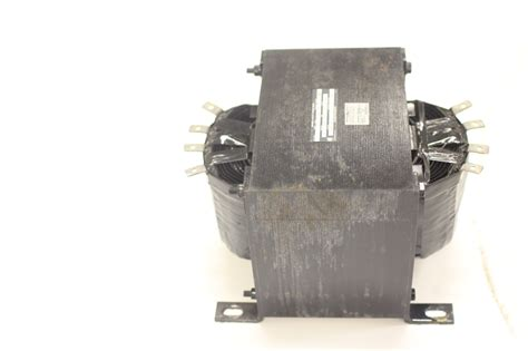Fliese 240 X 120 by Used Allen Bradley X 231644 Transformer 5 Kva 1 Ph 240