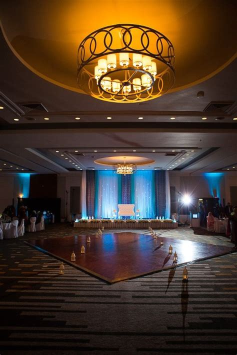 theme hotel ottawa pakistani wedding and walima sameeha and hisham