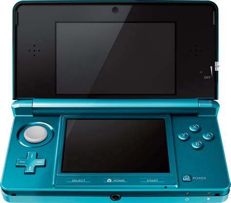 nintendo 3ds console nintendo 3ds specifications compared to ds lite and dsi