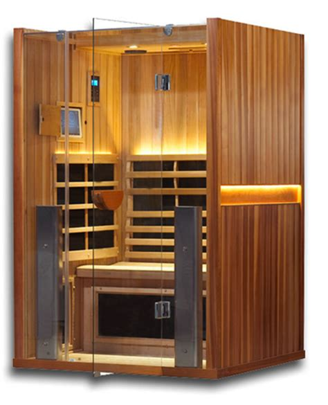 Best Temperature Of Infrared Sauna Niacin Detox by Clearlight Sanctuary 2 Spectrum 2 Person Infrared