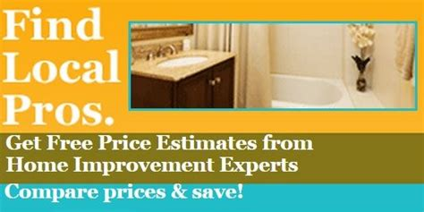 get free home building and home remodeling contractor