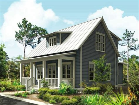 cottage home plan cottage style house plan 3 beds 2 5 baths 1687 sq ft