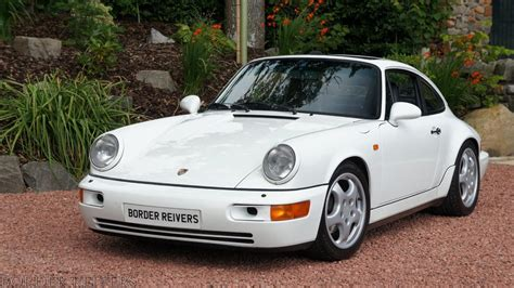 porsche 964 white porsche 964 c4 1989 manual border reiversborder reivers