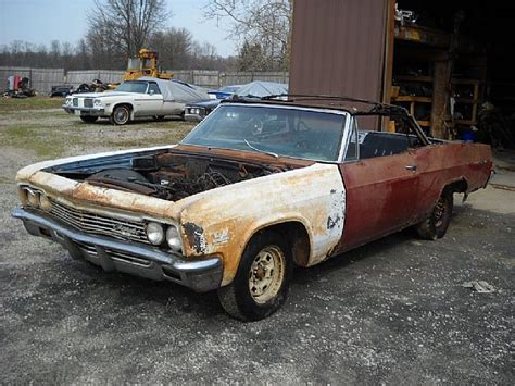 66 impala for sale 1966 chevrolet impala ss for sale creston ohio