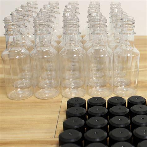 Personalized Mini Liquor Bottles Empty   48pcs   Favor
