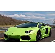 HD Hintergrundbilder Aventador Lamborghini Lp700 4 Gr&252n