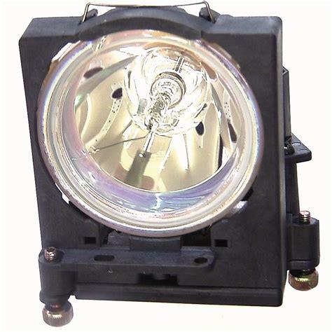 panasonic pt l556e projector l new uhp bulb