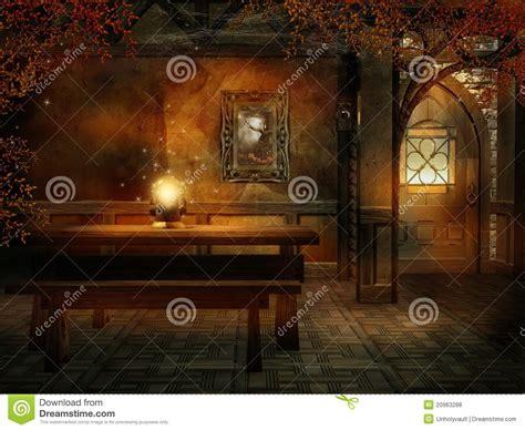 magic room room with a magic stock illustration image 20963288