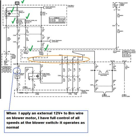 2007 hummer h3 air conditioning system wiring diagrams 2007 h3 hvac blower wiring wiring diagram with description