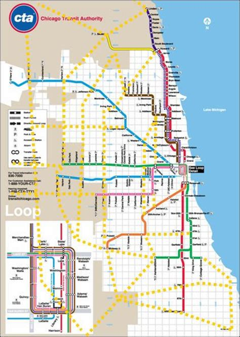 chicago rail map chicago rail map divergent maps of book and