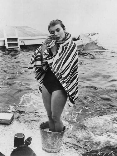 Leesh on Vintage: Inspirational Icon Monday: Jean Seberg