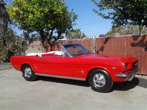 1964 ford mustang convertible for sale 1964 1965 ford mustang convertible for sale autos post
