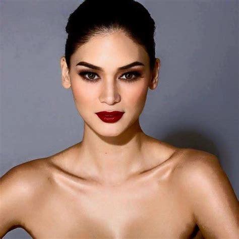 Make Up Just Miss miss universe 2015 pia wurtzbach everyday look make up tutorial amazingmakeups