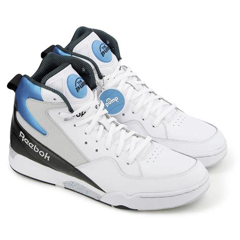 reebok pumps sneakers reebok skyjam classic hi sneaker mid shoes sports