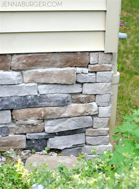 how much to do siding on a house adding stone veneer to a concrete foundation wall jenna