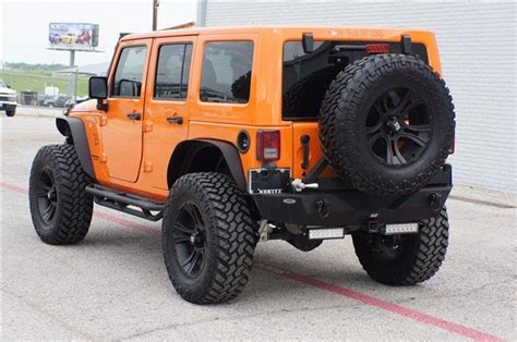 jeep wrangler orange lifted new 2012 jeep wrangler unlimited rubicon for sale