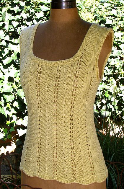 top knitting patterns sleeveless tops knitting patterns in the loop knitting