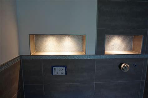 badezimmer fliesen nische wandnische lebensraum fliesen