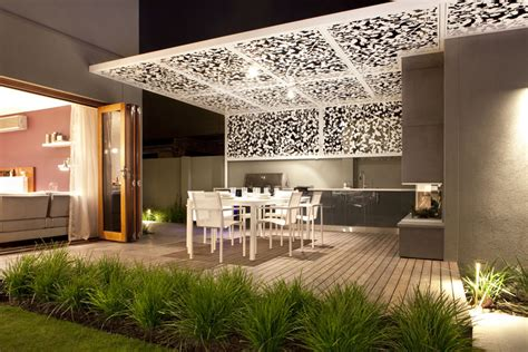 Outdoor Kitchen Pictures Design Ideas backyard amp garden design ideas feature out of the box