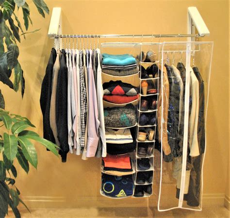 quikcloset clothes storage solution in closet rods and amazon com arrow hanger ah3x12 quik closet clothes