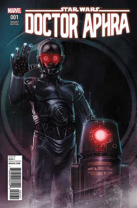 libro star wars doctor aphra aphra goes solo in star wars doctor aphra 1