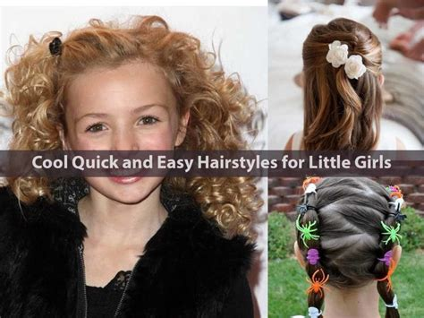 Cool Easy Hairstyles For by Cool And Easy Hairstyles For
