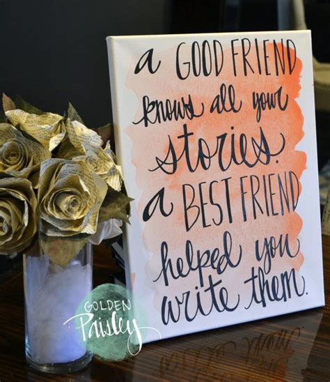 Best 25  Best friend canvas ideas on Pinterest