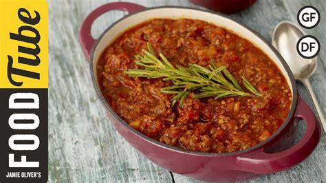 best ragu recipe easy bolognese recipe oliver