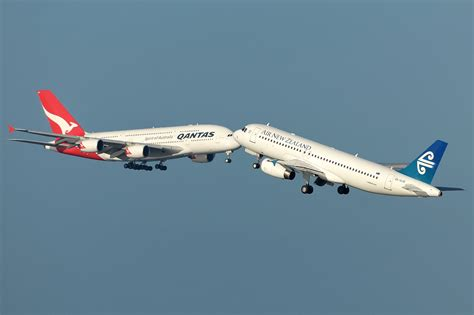 Sfos Air Is Now Operating by File Qf A380 And Nz A320 Sodprops Sydney Airport Jpg
