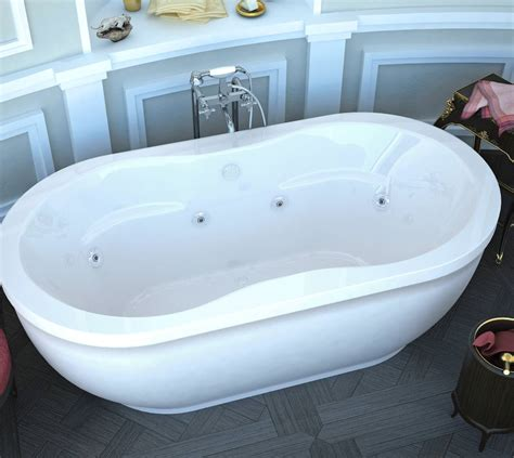 freestanding bathtubs with jets free standing bathtubs to make your bathroom luxurious