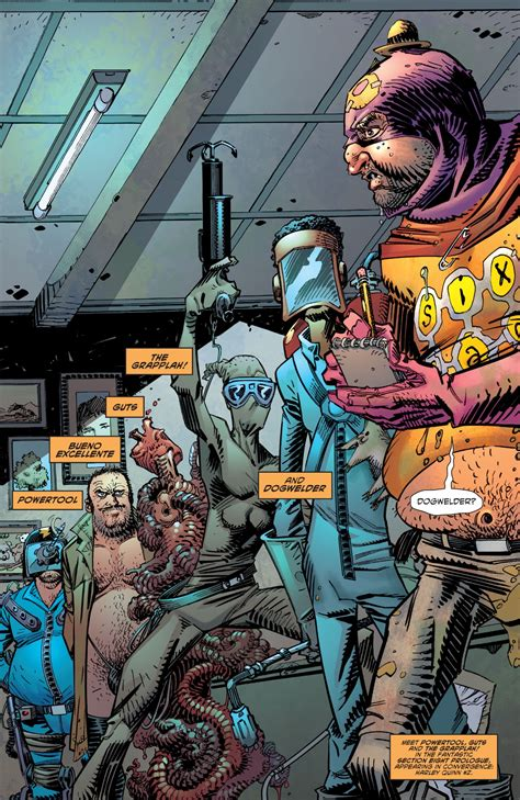 section 8 comics all star section 8 review