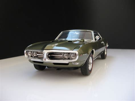model plastic cars revell model car firebird 400 ram air 1968 in scale