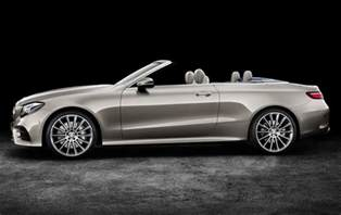 Mercedes E Class Cabrio 2018 Mercedes E Class Cabriolet Preview J D Power Cars