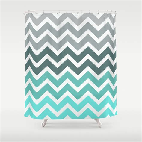 chevron pattern curtain panels top 20 shower curtains decoholic